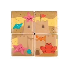 UK distributor of Janod Bath Cubes 4Pk