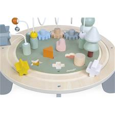 UK distributor of Janod Sweet Cocoon Activity Table