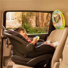 UK distributor of Munchkin Brica Swing Baby In-Sight Mirror