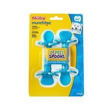 UK distributor of Nuby Dippy Spoons 2Pk