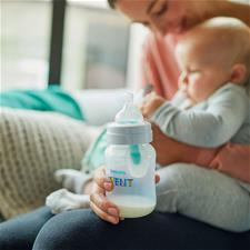UK distributor of Philips Avent Anti-Colic Bottle 260ml 3Pk