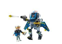 UK distributor of Playmobil Galaxy Police Robot