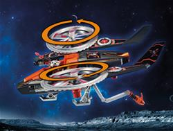 UK distributor of Playmobil Galaxy Police Space Pirates Helicopter