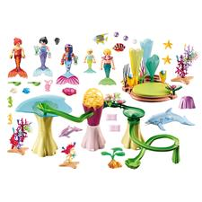 UK distributor of Playmobil Magic Mermaid Cove with Lit Dome