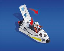 UK distributor of Playmobil Space Mission Rocket with Launch Site with Lights and Sound