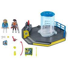 UK distributor of Playmobil Super Set Galaxy Police Rangers