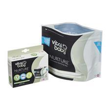UK distributor of Vital Baby NURTURE Microwave Sterilising Bags 5Pk