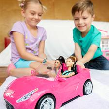 UK supplier of Barbie Glam Convertible