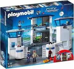 UK wholesaler of Playmobil Police Headquarters with Prison