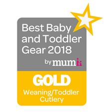 Vital Baby Soft Tip Weaning Spoons 5Pk