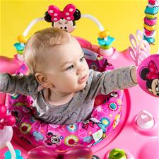 Bright Starts Disney Baby Minnie Mouse Peekaboo Entertainer
