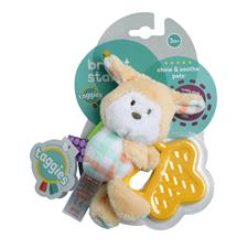 UK wholesaler of Bright Starts Taggies Chew and Soothe Pals