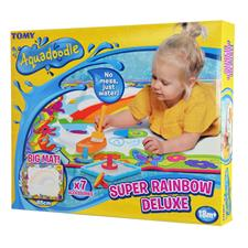 Nursery products wholesaler of Tomy Aquadoodle Super Rainbow Deluxe
