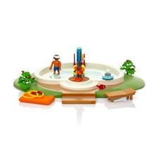 Baby products wholesaler of Playmobil Swimming Pool with Functioning Shower and Floating Raft