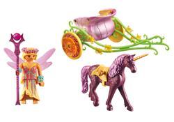 Playmobil Unicorn-Drawn Fairy Carriage