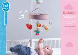 Taf Toys Musical Garden Mobile