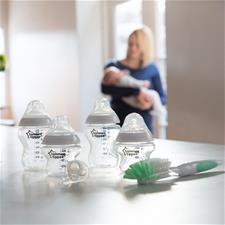 Tommee Tippee Closer to Nature Bottle Starter Kit