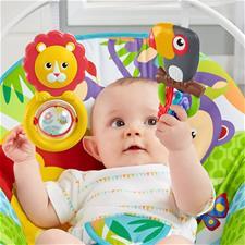 UK distributor of Fisher-Price Infant to Toddler Rocker Blue