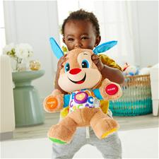 UK wholesaler of Fisher-Price Laugh & Learn Smart Stages Puppy