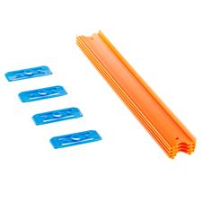 UK wholesaler of Hot Wheels Track Builder Straight Track Asst