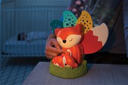 UK wholesaler of Infantino 3-In-1 Musical Soother & Night Light Projector