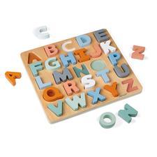 UK wholesaler of Janod Sweet Cocoon Alphabet Puzzle