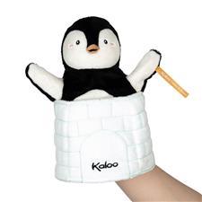 UK wholesaler of Kaloo Kachoo Surprise Puppet Gabin Penguin