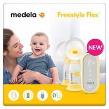 UK wholesaler of Medela Freestyle Double Electric Flex Breastpump