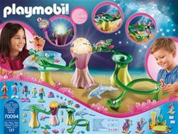 UK wholesaler of Playmobil Magic Mermaid Cove with Lit Dome