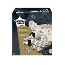 UK wholesaler of Tommee Tippee Closer to Nature Microwave Steriliser & Manual Breast Pump
