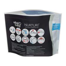 UK wholesaler of Vital Baby NURTURE Microwave Sterilising Bags 5Pk