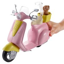 Barbie Moped