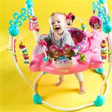 Bright Starts Disney Baby Minnie Mouse Peekaboo Entertainer