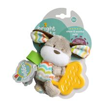 Bright Starts Taggies Chew and Soothe Pals