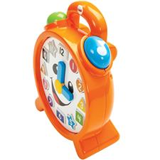 Fisher-Price Laugh & Learn Smart Stages Clock