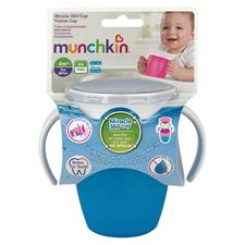 Munchkin Miracle 360 Trainer Cup Blue 207ml