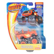 UK supplier of Blaze and the Monster Machines Die Cast Character Assortment