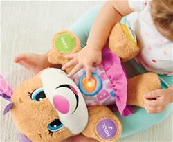 UK supplier of Fisher-Price Laugh & Learn Smart Stages First Words Sister