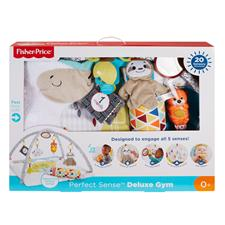 UK supplier of Fisher-Price Perfect Sense Deluxe Gym