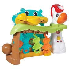 UK supplier of Infantino 4-in-1 Grow with me Playland