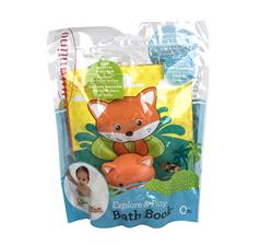 UK supplier of Infantino Bath Book with Roto Squirter