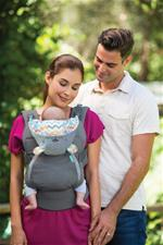 UK supplier of Infantino Cuddle Up Ergonomic Hoodie Carrier