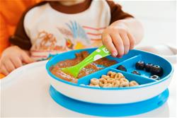 UK supplier of Munchkin Stay Put Suction Plate