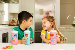 UK supplier of Munchkin Twist Mix and Match Sippy Cup Pink