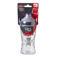UK supplier of Nuby Super Slurp Tritan Freeflow Cup