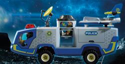 UK supplier of Playmobil Galaxy Police Truck