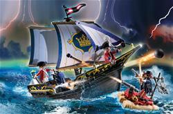 UK supplier of Playmobil Pirates Redcoat Caravel