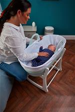 UK supplier of Tommee Tippee Sleepee Basket & Stand - Classic Grey