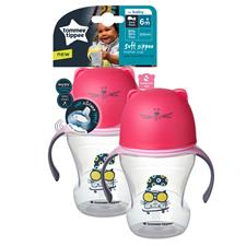 UK supplier of Tommee Tippee Soft Sippee Trainer Cup 230ml