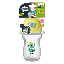 UK supplier of Tommee Tippee Soft Sippee Transition Cup 300ml